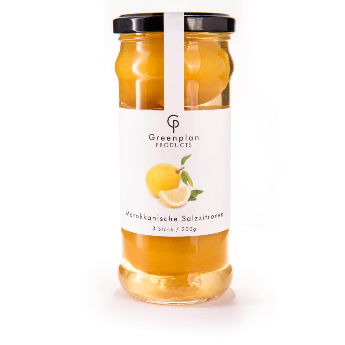 marokkanische salzzitronen citron confit 200 g greenplan products greenplan products. Black Bedroom Furniture Sets. Home Design Ideas