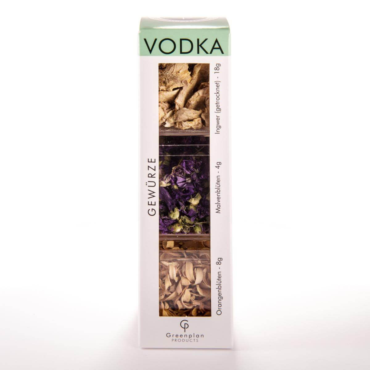 Special Touch Vodka Botanicals 3er Set Geschenkset Wodka Tonic Botanical Pack 3 Wodka