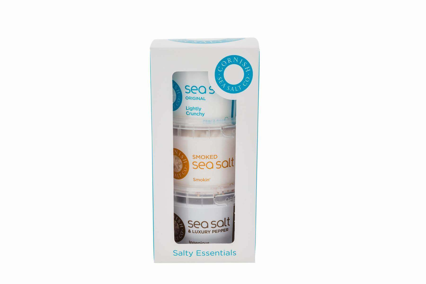 Salty Essentials Combi Set Geschenkset Probierset