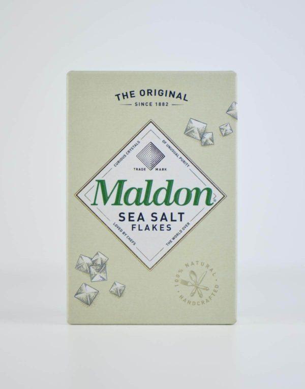 Meersalzkristalle Meersalz in Flocken-Form aus England Maldon Salt bestellen