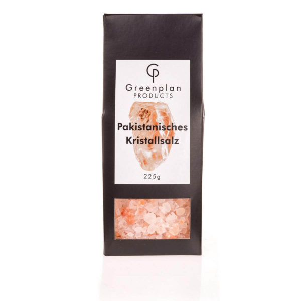 Granulat für die Salzmühle rosé-rotesa Kristallsalz ist ein Natursalz von höchster Qualität Pakistanisches Kristallsalz - 0, 5 - 0, 7 mm Steinsalz grob Pakistan Kristallsalz Granulat für die Salzmühle