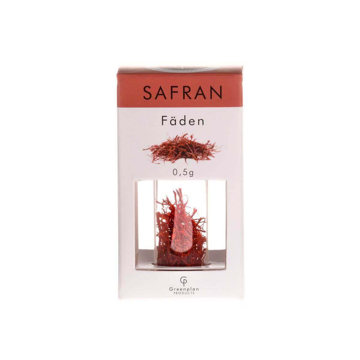 Iranische Hochland Safranfäden, Negin 1.Qualität Safran – Safran Fäden (1g) Safranfäden in Premium-Qualität